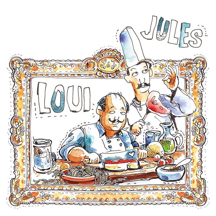 Loui & Jules Köche